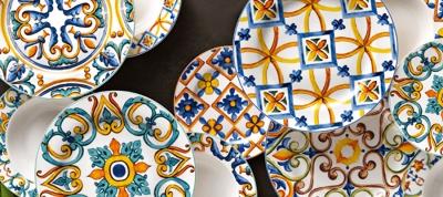 La tua tavola in stile siciliano